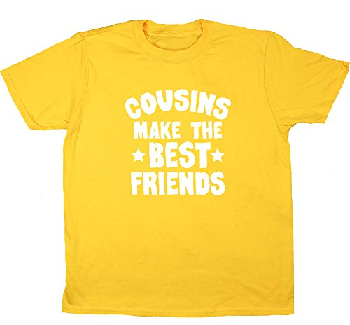 Hippowarehouse Cousins Make The Best Friends Kids Children's for sale  Delivered anywhere in UK