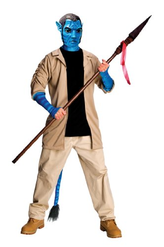 Kinder Kostüm Für Avatar (Rubies 3 889806 xl - Kostüm Avatar DLX Jake Sully Größe)