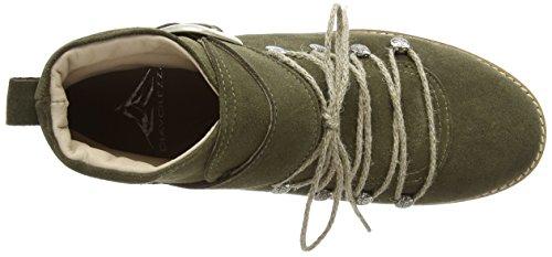 Diavolezza 5050, Stivali donna Verde
