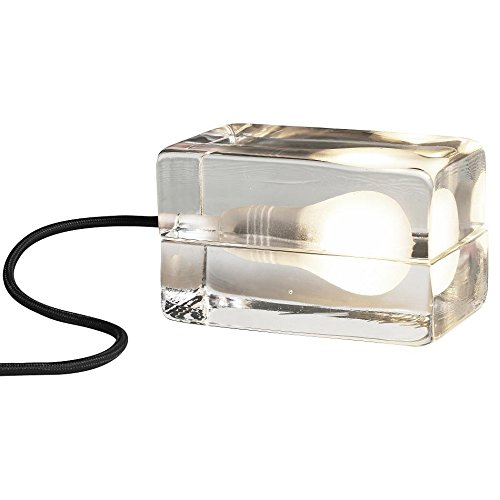 Design Stockholm House - Block - Lampe Fil Noir - Lampe à poser
