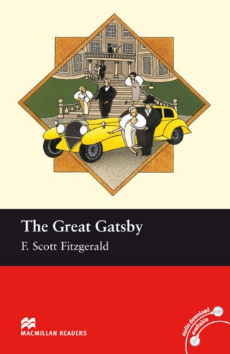 The Great Gatsby: Macmillan Reader, Intermediate Level (Macmillan Reader)