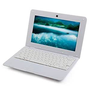 NOTEBOOK PC 10'' ZOLL ANDROID 4.2 DUAL CORE 3G WIFI WLAN 8GB USB LAPTOP NETBOOK DEUTSCHE TASTATUR