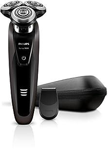 Philips S9031/13 Rasoir électrique Series 9000 + tondeuse de précision + housse de transport (B00LO99RFA) | Amazon Products