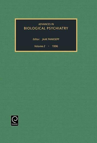 Advances in Biological Psychiatry, Volume 2: Vol 2