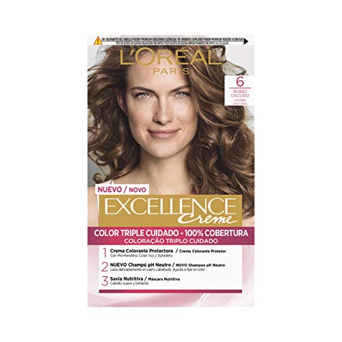 L'Oréal Paris Excellence Coloración Excellence Crème