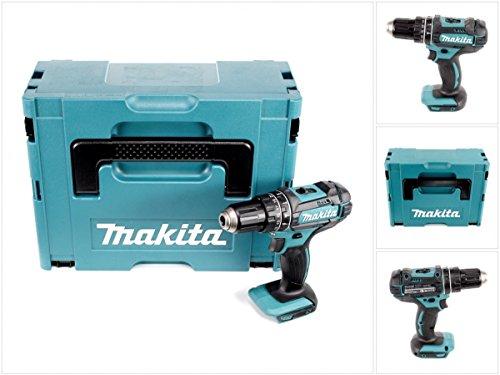 Preisvergleich Produktbild Makita DHP 482 ZJ - 18 V Li-Ion Akku Schlagbohrschrauber im Makpac ohne Akku / Ladegerät