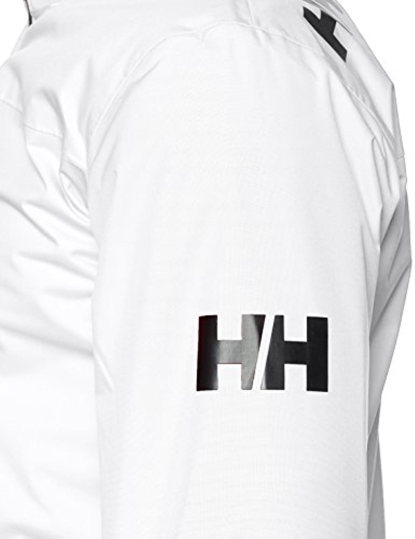 V/êtement Thermique pour Utilisation Quotidienne Helly Hansen HH Crew Midlayer Jacket Veste Imperm/éable et Isolante pour Homme avec Capuche Homme Id/éale pour Les activit/és Nautiques
