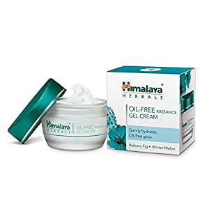 Himalaya Oil Free Radiance Gel Cream, 50g