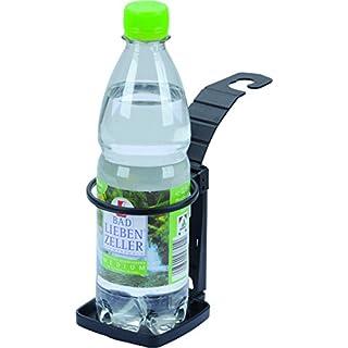 hr-imotion zusammenklappbarer Getränkehalter für Auto & Camping - für Flaschen & Dosen von 0,25 - 0,5L [Made in Germany | Auto & Camping] - 10511801