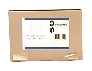Choose 50 Orzo - Barley Lavazza A Modo Mio compatible pods Nero Puro Caffe from Rea CN289238