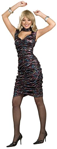 Forum Novelties AC537 disco Princess Dress (EU 10 – 14)