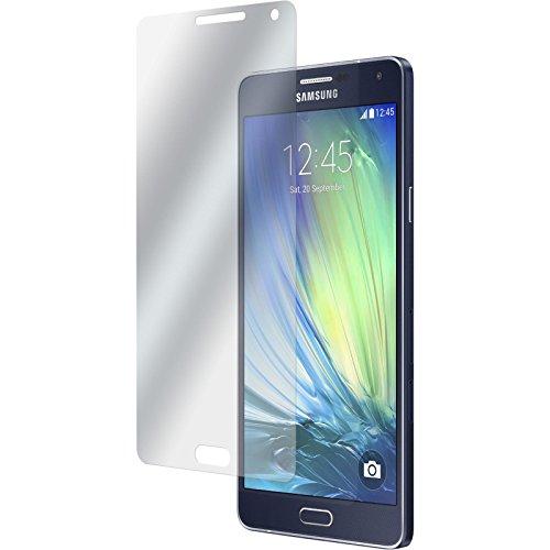 Preisvergleich Produktbild 2 x Displayschutzfolie klar für Samsung Galaxy A7 (A700) von PhoneNatic