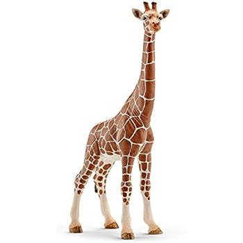 Schleich 14390 giraffenkuh saufend