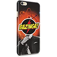 The Big Bang Theory Bazinga! Sheldon Quote
