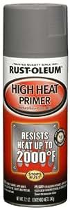 Rust-Oleum 249340 High Heat Primer Spray Paint (Grey)