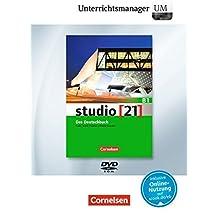 studio [21] - Grundstufe B1: Gesamtband - Unterrichtsmanager: Vollversion auf DVD-ROM. Inhaltlich identisch mit 120678-9