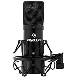 auna MIC-900B micrófono de condensador USB