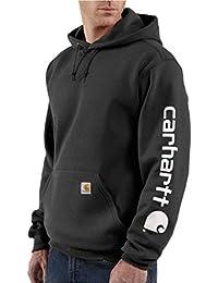Carhartt Signature–Sweatshirt mit Kapuze Herren, mit Carhartt Logo