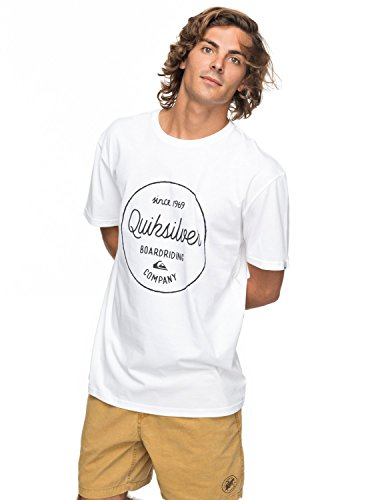 Quiksilver - Camiseta - Hombre - M