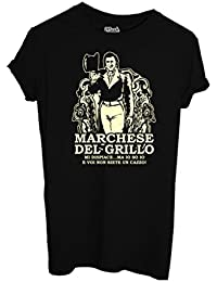 5073f7fd46c293 T-SHIRT MARCHESE DEL GRILLO-FILM by MUSH Dress Your Style - Donna-