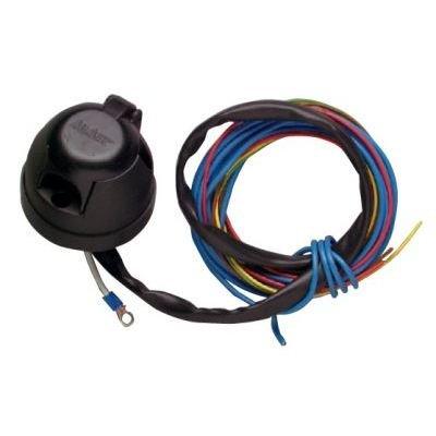 Cablaggio elettrico completo, 12 V, 7 pin