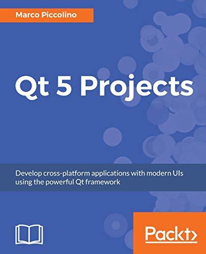 Qt 5 Projects [Lingua inglese]