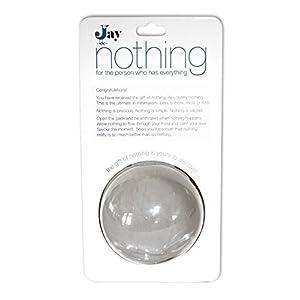 Nichts - Für die Person, die alles hat - Nothing Geschenk