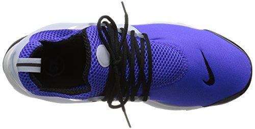 Nike Air Presto, Chaussures de Running Entrainement Homme Violet / Noir / Blanc (PRSN Violet / Blck-Ntrl Gry-Wht-)