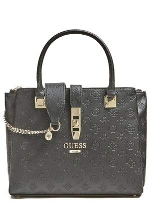 Guess Peony Classic Girlfriend Carryall Black