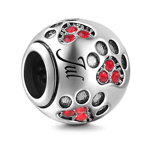 Birthstone Charm for Pandora Cha...