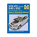 [(Volvo S40 & V50 Diesel Owner's Workshop Manual: 2007-2013)] [Author: Chris Randall] published on (December, 2013)