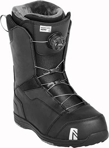 Nidecker Flow Aero Boa COILER Boot 2019 Black, 47