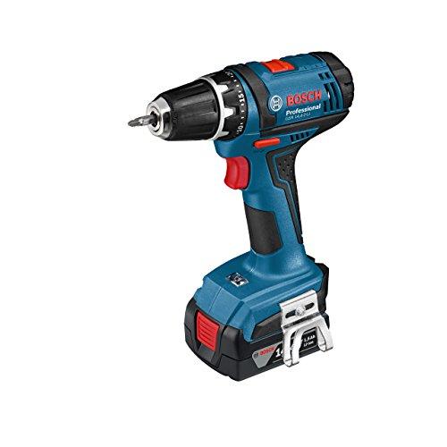 Bosch Professional GSR 14,4-2-LI 2x 1,5 Ah in L-BOXX