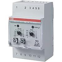 Abb-entrelec rd3p - Rele diferencial rd3 polos 230-400 corriente alterna