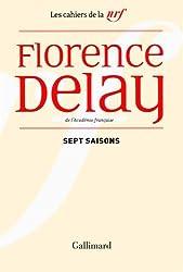 Sept saisons: Chroniques théâtrales, 1978-1985