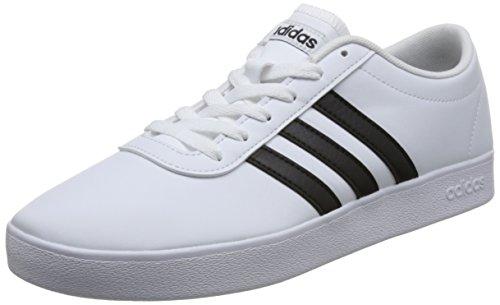 adidas Herren Easy Vulc 2.0 B43666 Sneaker, Weiß (White, 45 1/3 EU