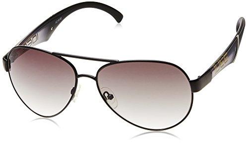 Idee Gradient Aviator Unisex Sunglasses - (IDS1562C2SG|59|Green Gradient lens) image