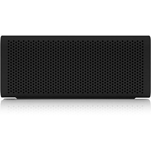 BRAVEN 705 HD Outdoor Bluetooth Lautsprecher | Spritzwassergeschützt nach IPX5 | 1400mAh Integrierte Powerbank | 12 Stunden Musik-Wiedergabe | Mikrofon zum Freisprechen - Schwarz