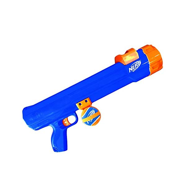Nerf Dog Tennis Ball Blaster, dog toy (version 2017) 3