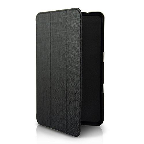 XtremeMac Microfolio Schutzhülle für 20,3 cm (8 Zoll), 4, Samsung Galaxy Tab schwarz Xtrememac Thin Folio