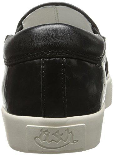 Ash Impuls Cuir Baskets Black-Black