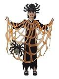 DISBACANAL Disfraz araña niña - Único, 6 años