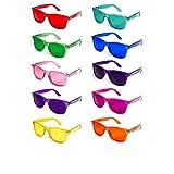 GloFX Farbtherapie Brille 10er Pack Chakrabrille