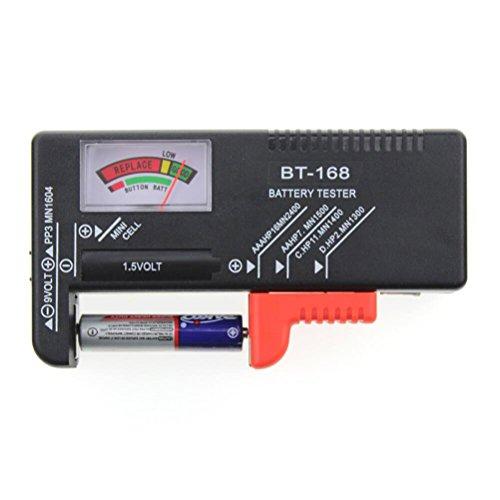 UKCOCO Comprobador de batería doméstica