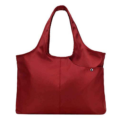 Einfarbig Muster Einkaufskörbe&Taschen,Wiederverwendbar Einkaufstasche Baumwoll Tragetasche,Beutel,Geschenktasche Geprüft Stofftasche Lebensmittels Faltbar für Outdoor Einkaufen, Aufbewahrung,Markt