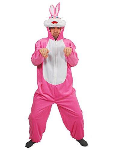 Imagen de disfraz conejo para hombre talla l = 52 54