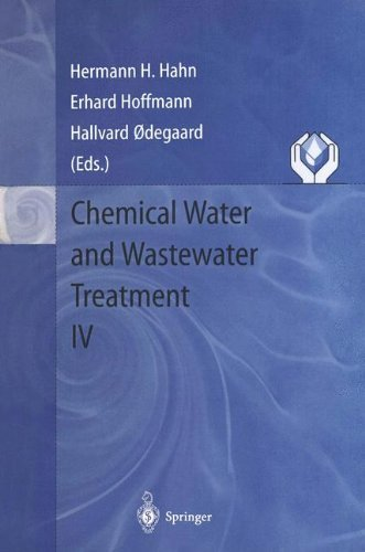 Chemical Water and Wastewater Treatment IV: Proceedings of the 7th Gothenburg Symposium 1996, September 23 - 25, 1996, Edinburgh, Scotland (English Edition) Crystal Hahn