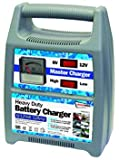 Streetwize SWBCG12 6/12v 12 Amp Automatic Plastic Cased Battery Charger