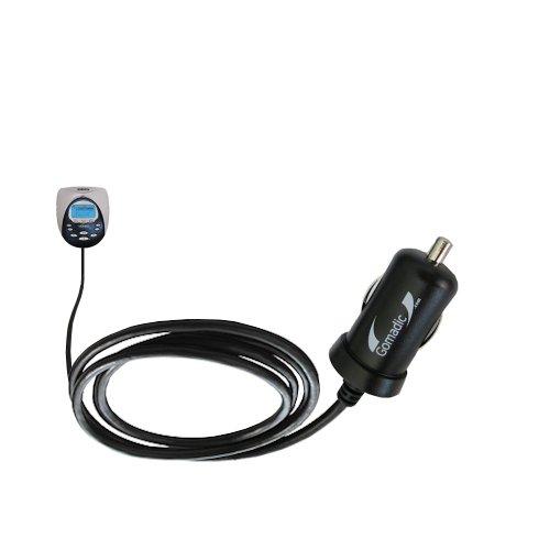 Caricabatterie DC Mini compatibile con Auto Avanzato Creative NOMAD Jukebox