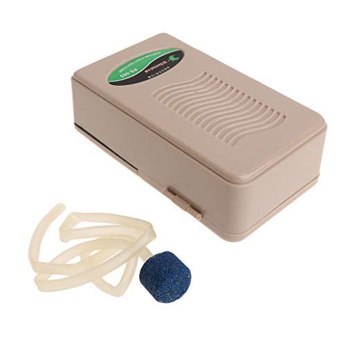 JunYe tragbare sauerstoffpumpe luftpumpe Outdoor-Batterie Aquarium liefert Kompressor Notfall professionelles gerät (Socke Kompressor)